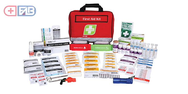 Buy First Aid Kit Now
